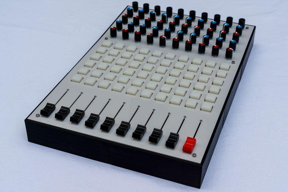 LambdaControl - LambdaTon - Making Music